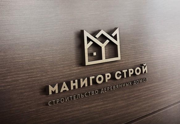 Разработка логотипа компании «Манигор»