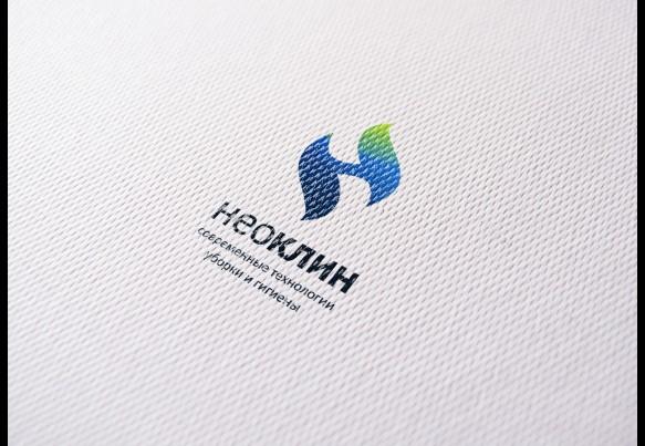 Создание логотипа «Неоклин»