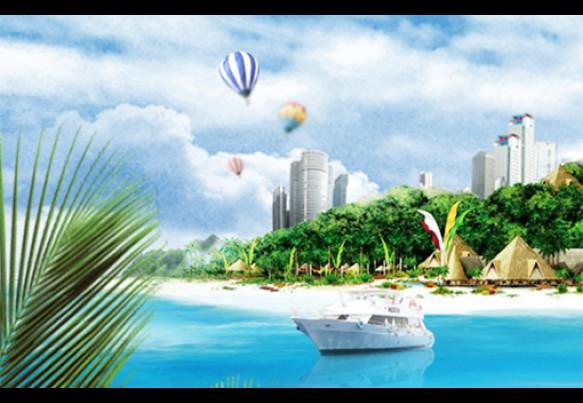 Дизайн сайта туристического агентства «Чётыре сезона»
