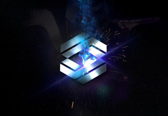 Разработка логотипа «Завод металлоконструкций и металлоизделий»